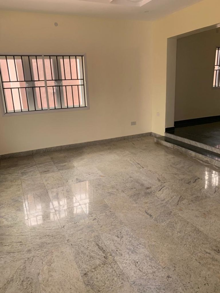 wide rooms and all ensuit guest room Family lounge Ante room Boys quarters inclusive interlocked compound with high fence Very secured estate